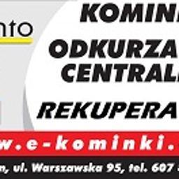 VENTO KOMINKI - Kominki Kwidzyn