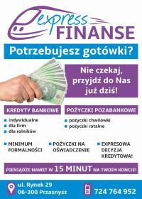 Express Finanse Magdalena Grabowska - Kredyt Przasnysz