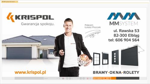 MM System sp. z o.o. - Bramy Elbląg