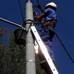 OsmO Power instalacje elektryczne, prace wysokościowe - Prace Wysokościowe Jelenia góra