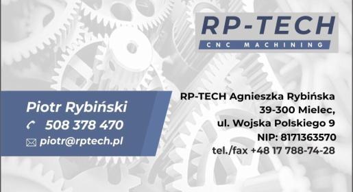 RP-TECH - Tokarze Mielec