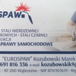 Eurospaw - Szlifierz Myśliwiec