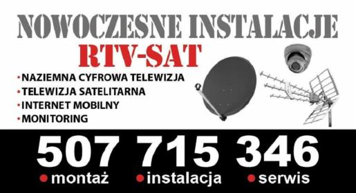 TV-SAT - Anteny Satelitarne Włodawa