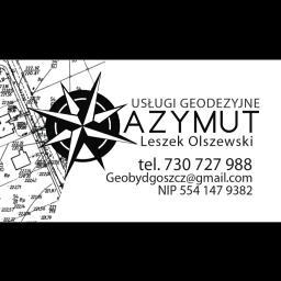 Usługi Geodezyjne AZYMUT Leszek Olszewski - Geodeta Bydgoszcz