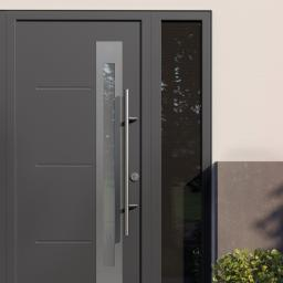 Nowość ! Drzwi zewnętrzne ISO PRO SECUR Thermo 65 RC2 !