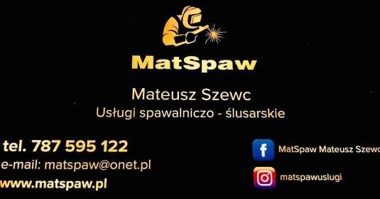 Mateusz Szewc - Firmy Łask
