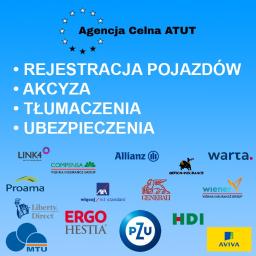 Agencja Celna ATUT - Tłumaczenie Angielsko Polskie LESZNO