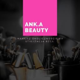 """""""ANK.A Beauty"""" - makijaż i stylizacja rzęs - Makijaż Wieczorowy Puławy"""