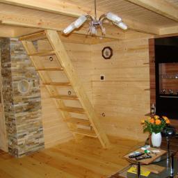 DREW-BUD KAPCZYŃSKI ROBERT - Konstrukcja Dachu Podgórzyn