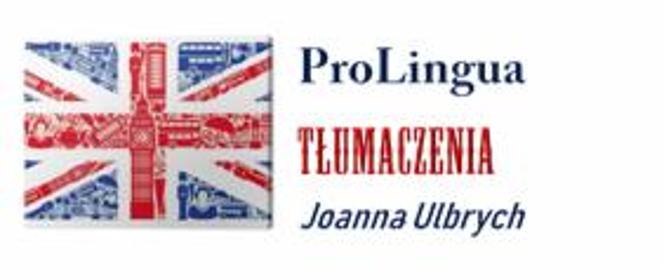 Biuro Tłumaczeń ProLingua Joanna Ulbrych - Tłumacze Gliwice