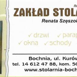 Zakład Stolarski Renata Szęszoł - Bramy Bochnia