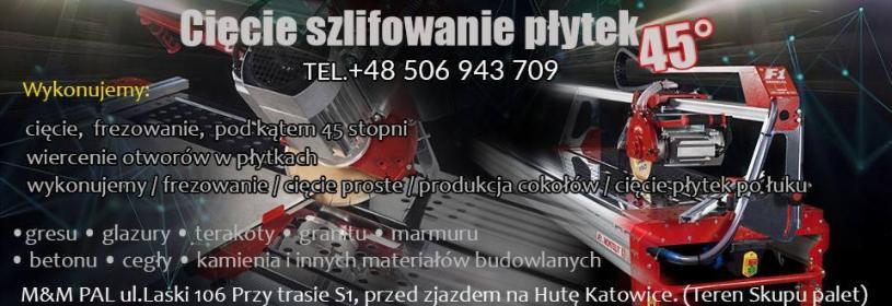 M&M PAL - Glazurnictwo Dąbrowa Górnicza