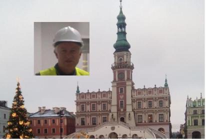 Julian Oleszko - kierownik budowy,inspektor,kosztorysant - Kierownik budowy Zamość