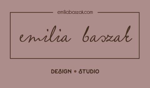 Emilia Baszak Design Studio - Projektowanie Logotypów Wrocław