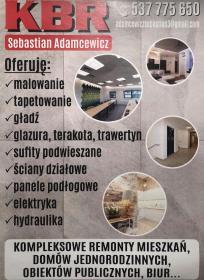 KBR Adamcewicz - Malarz Warszawa