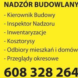 Kamil Ratyński - Kierownik budowy Sulejówek