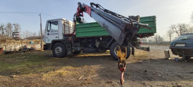 Erka - Transport ciężarowy krajowy Bytom