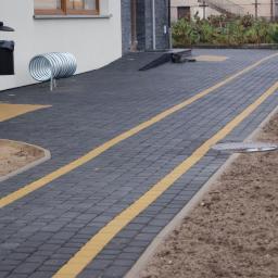 KOW-BRUK - Ogrodzenia betonowe Pępowo