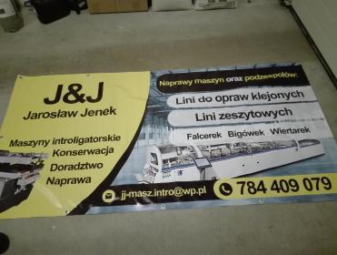 J&J Jarosław Jenek - Serwis maszyn Biedrusko