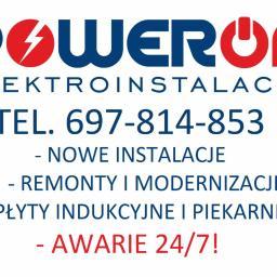 POWER ON Michał Marzęta - Elektryk Lubartów