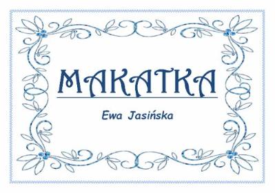 MAKATKA Ewa Jasińska - Szwalnia Biała Podlaska
