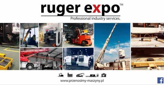Ruger Expo - Firma transportowa Katowice