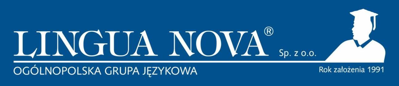 Lingua Nova sp.z.o.o - Kurs rosyjskiego Warszawa