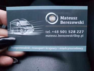 MB Transport Przeprowadzki - Firma transportowa Koszalin