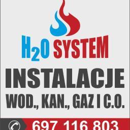 h2osystem - Instalacje Laszki