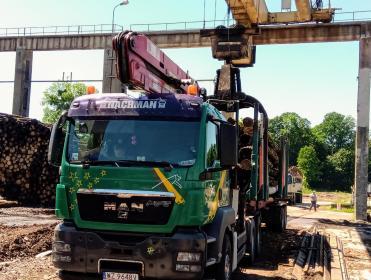 GUMIŚ-TRANS - Transport ciężarowy krajowy Gorczyca