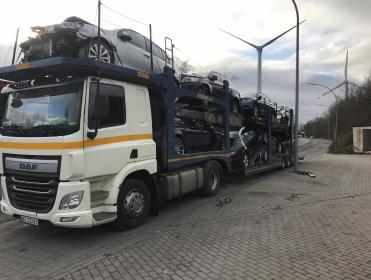 OZ AUTO - Firma transportowa Sokołów Podlaski