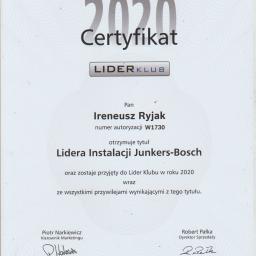 Instal-Trans Ireneusz Ryjak - Hydraulik Wylezin