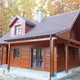Domy szkieletowe Białystok 19