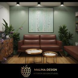 MALINA-DESIGN - Projektowanie wnętrz Kraków