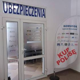 Nowator Agencja Ubezpieczeń - Ubezpieczenia Odpowiedzialności Cywilnej Bartoszyce
