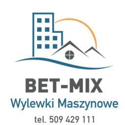 Bet-mix - Jastrych Zgłobice