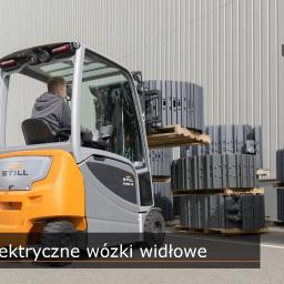 STILL POLSKA SP. Z O.O. - Wózki paletowe elektryczne Gądki