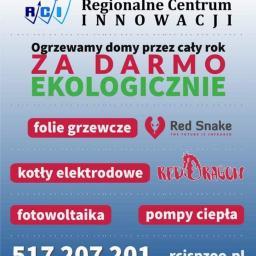 Regionalne Centrum Innowacji - Energia Geotermalna Jaworzno