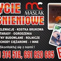 MC Maślak Mycie Ciśnieniowe - Mycie Elewacji Bierzwnik