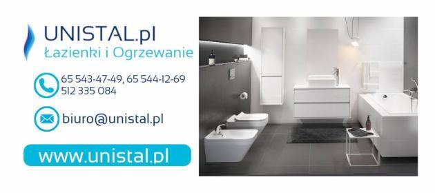 ZHUP UNISTAL Sp. z o.o. - Wyposażenie łazienki Góra