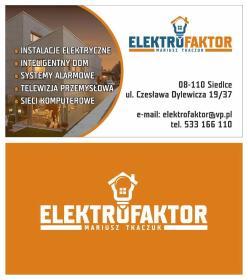 ELEKTROFAKTOR - Elektryk Siedlce