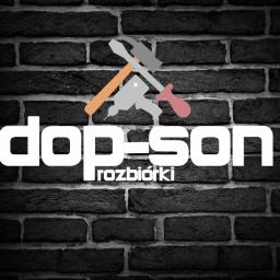 DOP-SON - Wyburzenia Gdańsk