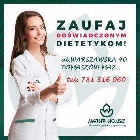Centrum Dietetyczne Naturhouse Warszawska 40 - Dietetyk Tomaszów Mazowiecki