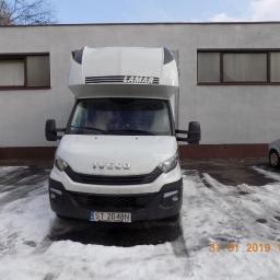 O.L.Z.TRANSPORT - Przeprowadzki Jastrzębie-Zdrój