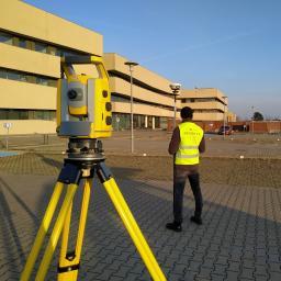 GEO-Center Usługi Geodezyjne inż. Krzysztof Koszarek - Geodeta Cienin kościelny