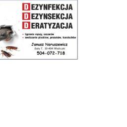 BHP DDD Elżbieta Naruszewicz - Dezynsekcja i deratyzacja Olecko