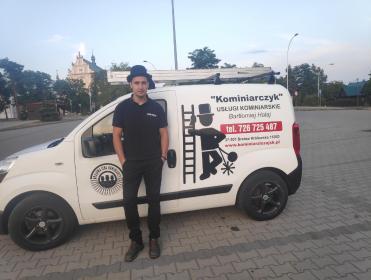 Kominiarczyk Usługi Kominiarskie - Kominiarz Brzóza Królewska