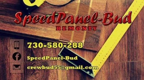 Speedpanel-Bud - Układanie paneli i parkietów Busko-Zdrój