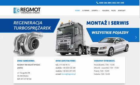 REGMOT - Przeglądy i diagnostyka pojazdów Mielec