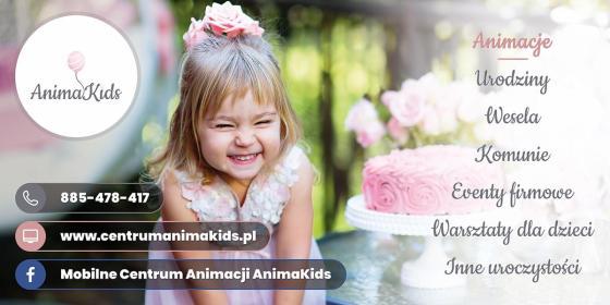 Mobilne Centrum Animacji ANIMAKIDS - Agencje Eventowe Toruń